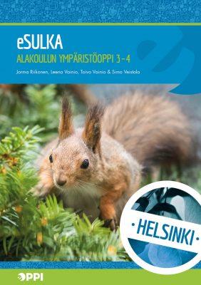 eSulka (Helsinki) -kirjan kansi
