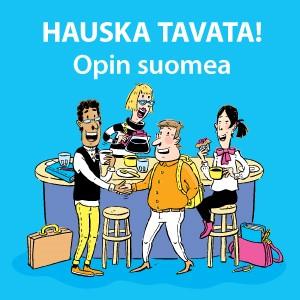 Hauska Ruotsiksi